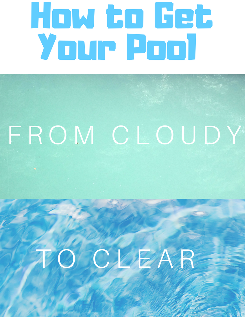 7 Causes Of Cloudy Swimming Pool Water And How To Clear It Cloudy Pool Water Swimming Pool Maintenance Swimming Pool Water