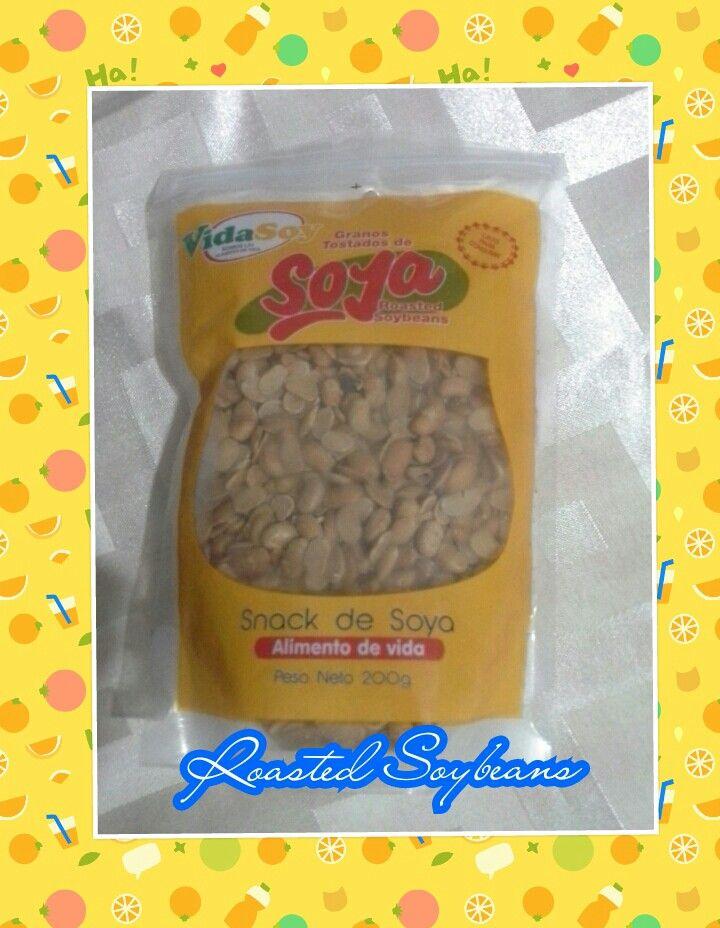 Snack de soya