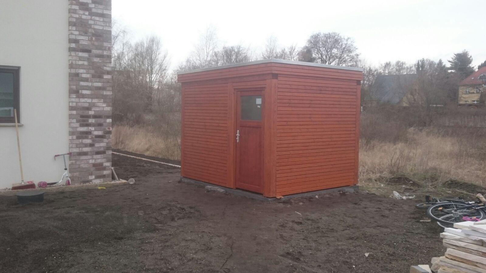 Referenzen Carports, Holz Carport und Terrassenüberdachng