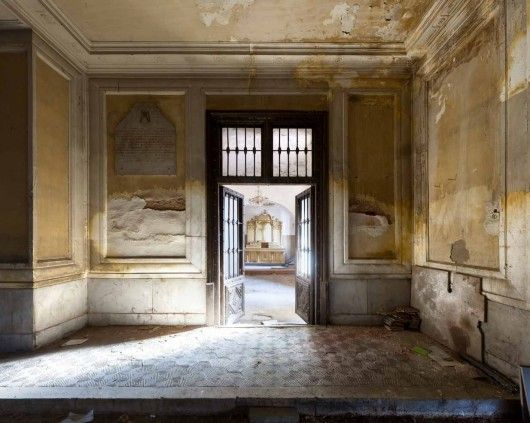 La poética del abandono