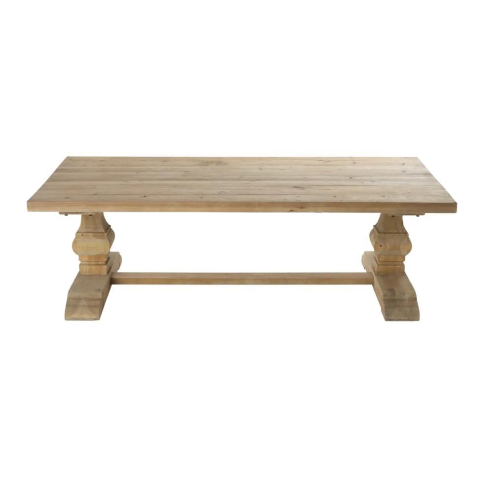 Couchtisch Aus Kiefernholz In Antikoptik In 2020 Pine Coffee Table Dining Bench Furniture