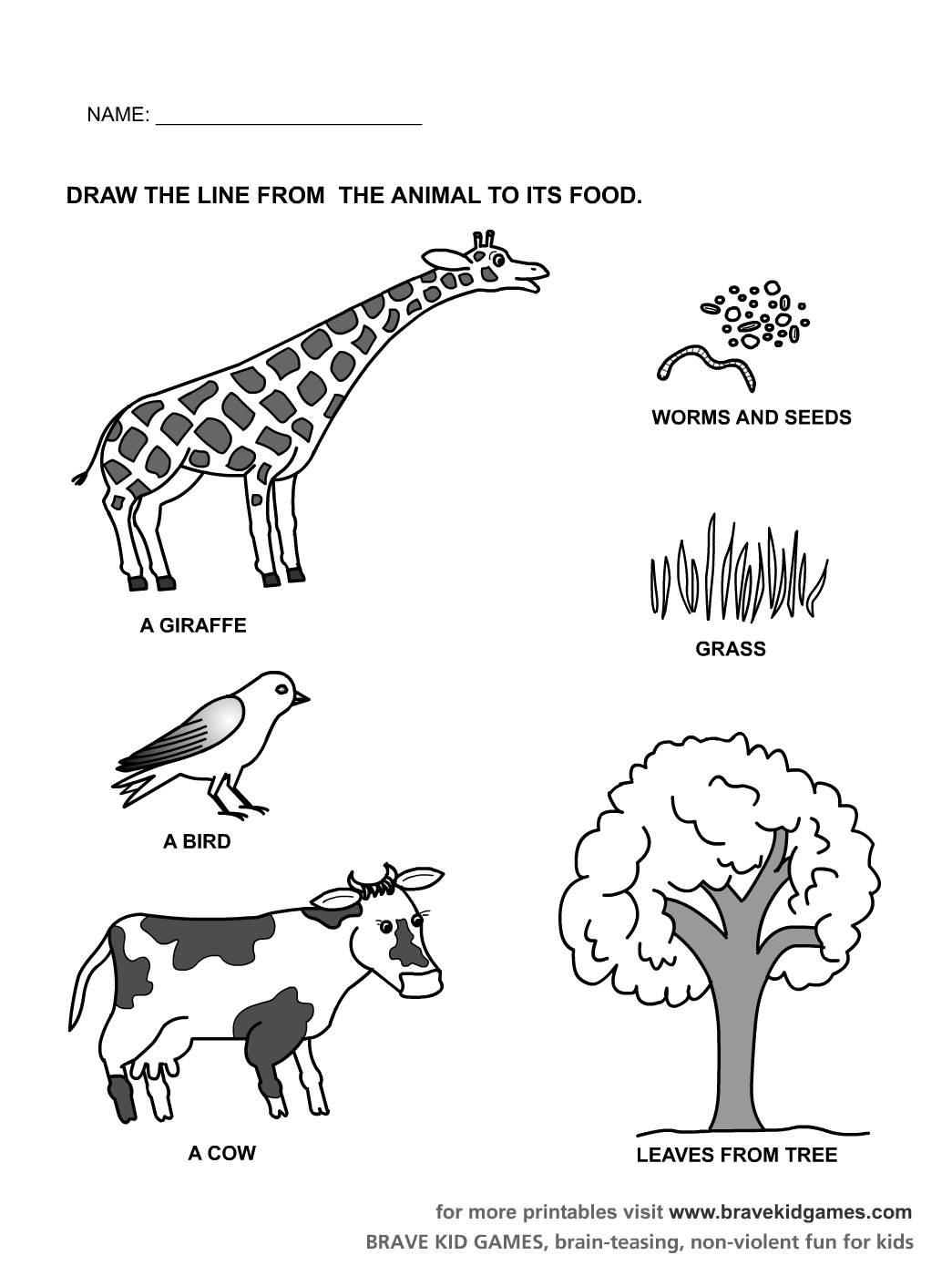 kindergarten worksheets Preschool worksheets – Fun Worksheets for Kids