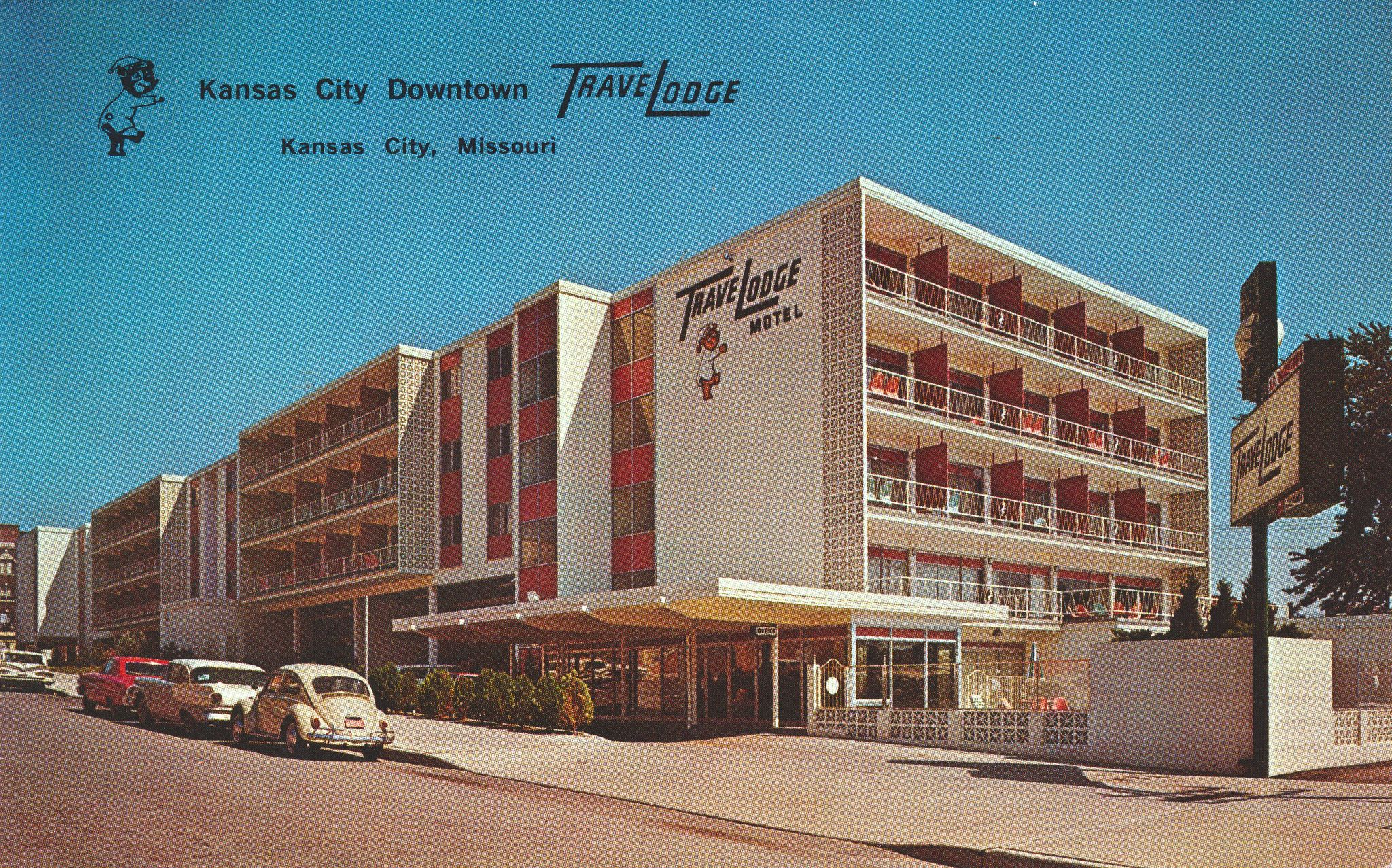 Travelodge Downtown Kansas City Missouri Century Hotel Hotel Motel Kansas City Downtown