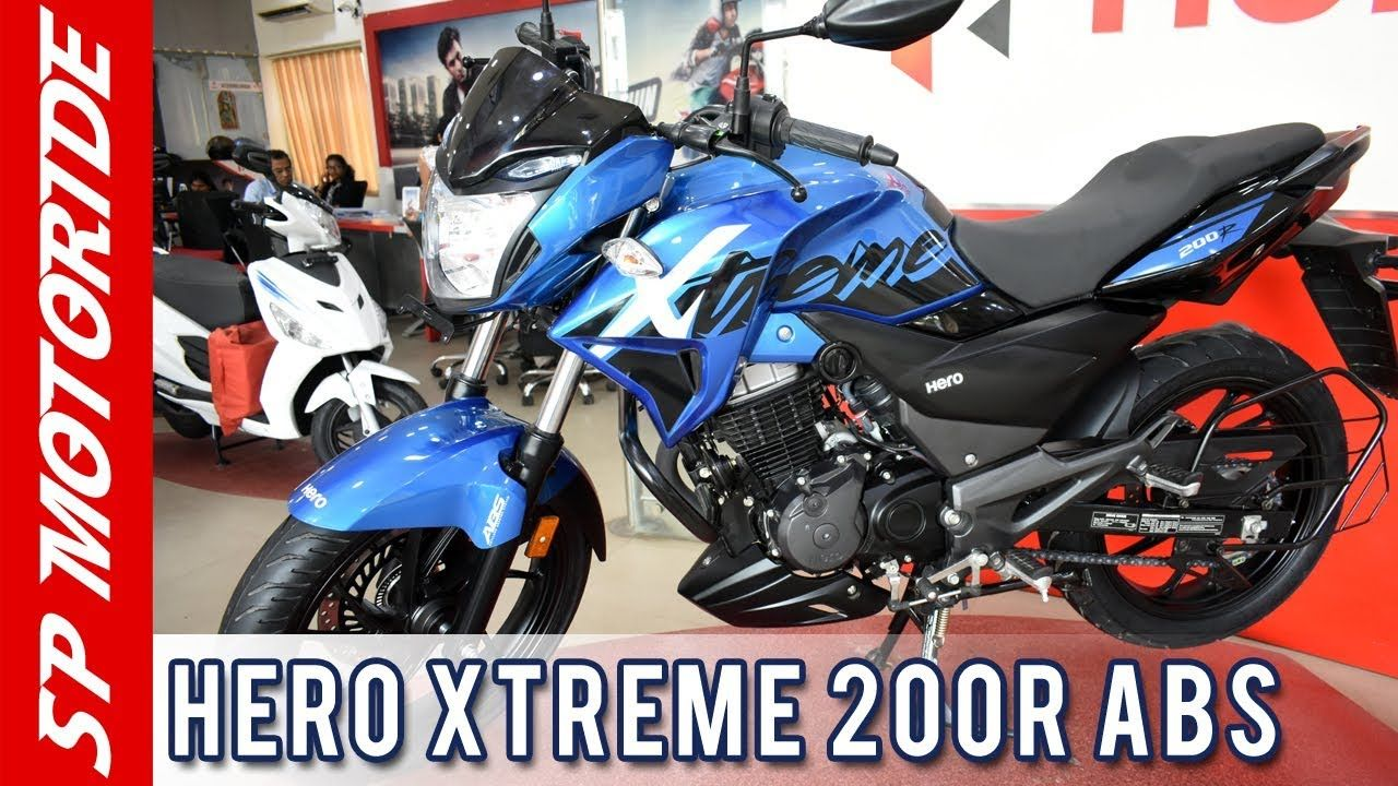 Hero Xtreme 200r Abs Edition Review In Hindi 2018 Hero Xtreme