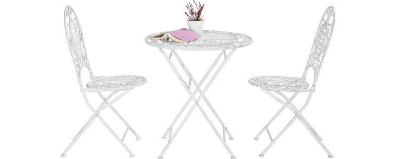 Ambia Balkon Set Rose Romantik Gartenfruhling Mit Stil