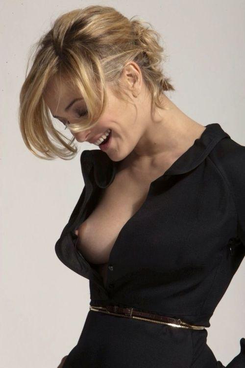 Oops nipple pics