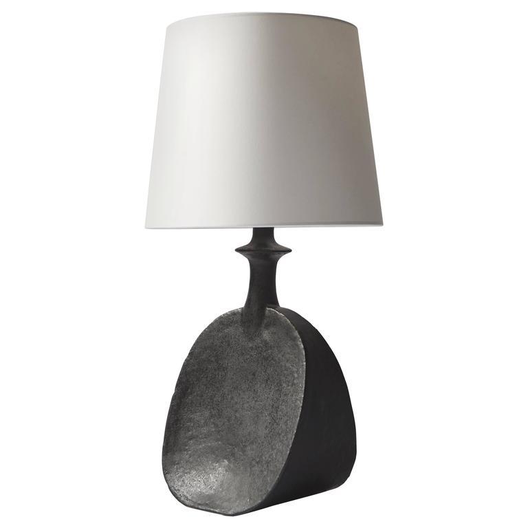 Capri Ceramic Table Lamp By Isabelle Sicart 2017 Ceramic Table Lamps Vintage Table Lamp French Table Lamp