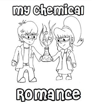 My Chemical Romance: Valentine's Day + Chemistry