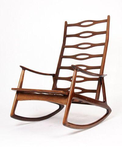 big sale babd6 c524d danish modern | Chairs I Heart... in 2019 | Rocking chair ...