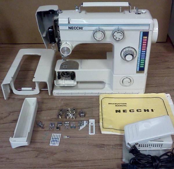 necchi 537fa sewing machine manual how to and user guide rh taxibermuda co Necchi Sewing Machine Model 536 School Model Necchi Sewing Machines