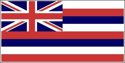 Hawaiian Heritage Hawaii Hawaii State Flag Hawaii Usa