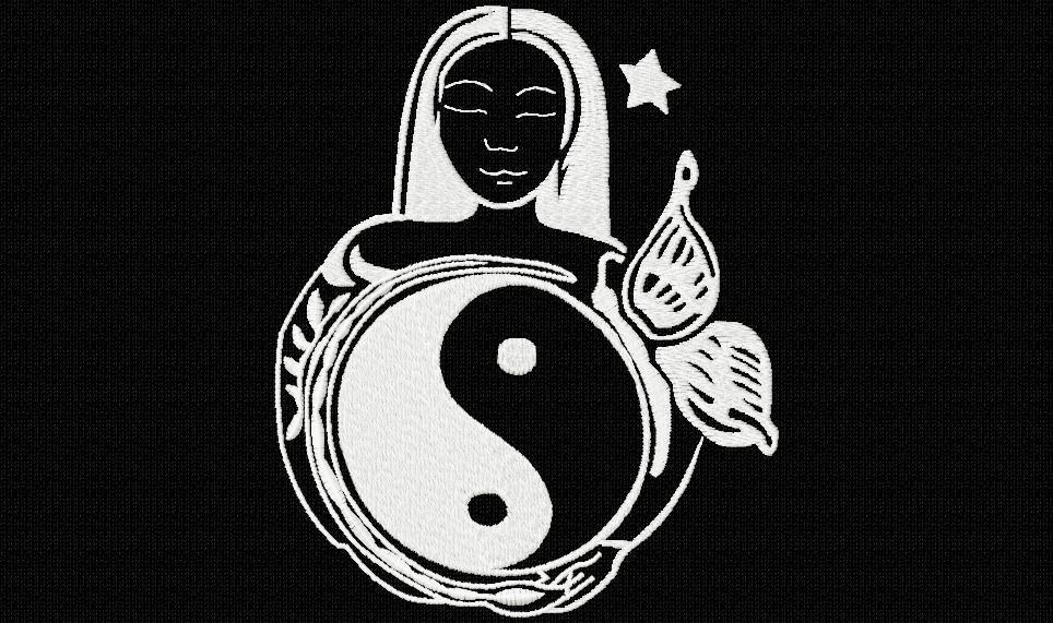 femme yin et yang