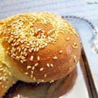 Sicilian Bread with Sesame Seeds