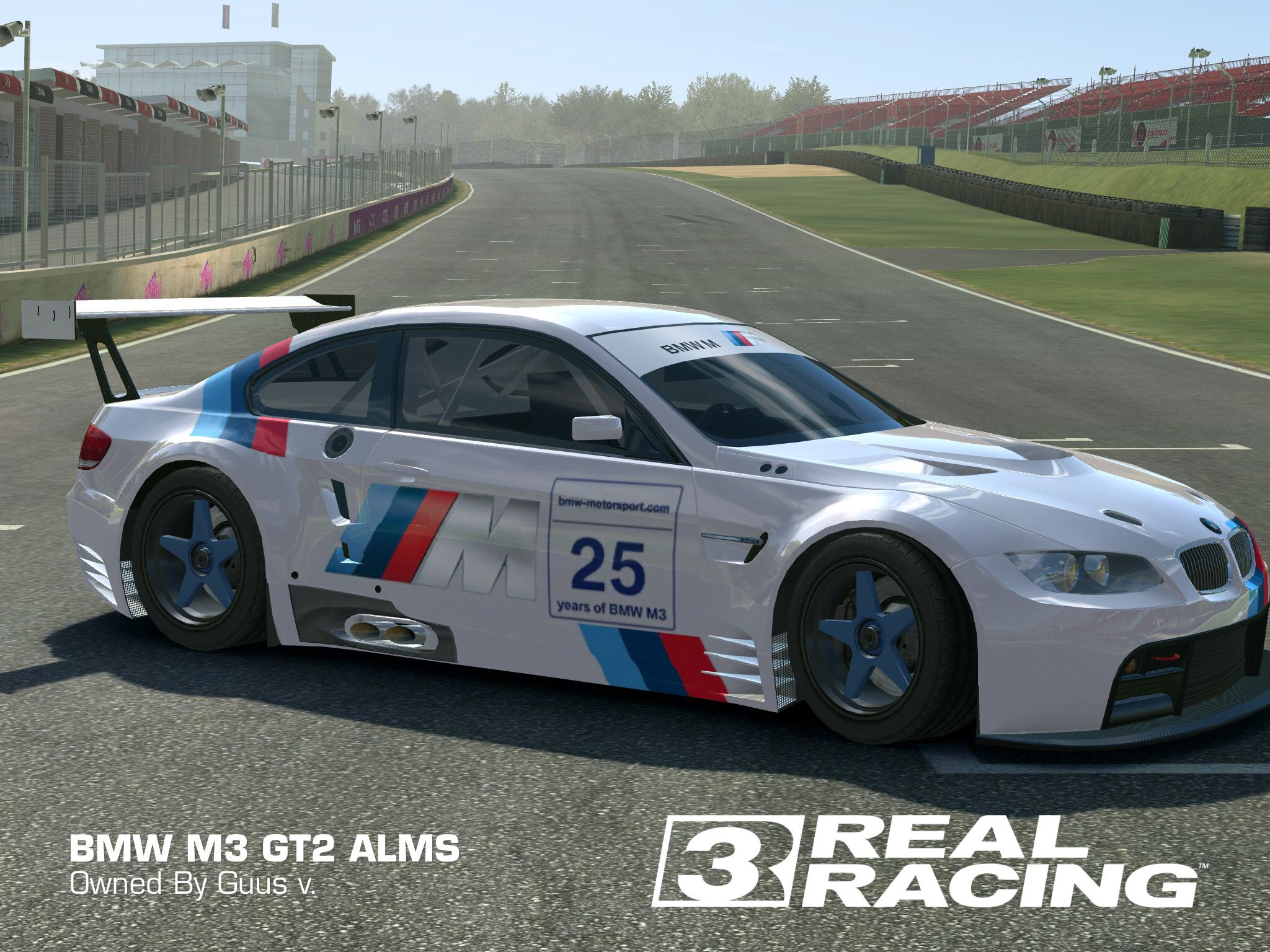 Bmw M3 Gt2 Alms My Real Racing 3 Cars Bmw M3 Real Racing Cars