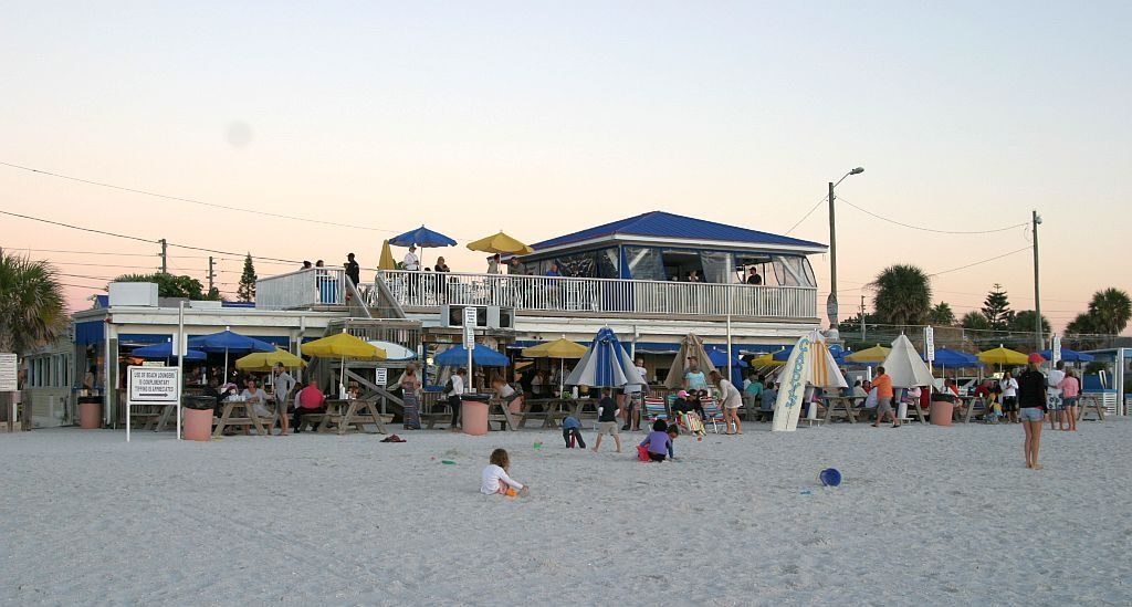 Caddys st pete beach fl st pete beach beach