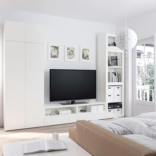 Platsa Ansamblu Depozitare Media Cumpără De Aici Ikea Ikea Living Room Tv Stand Decor Living Room Living Room Tv Stand