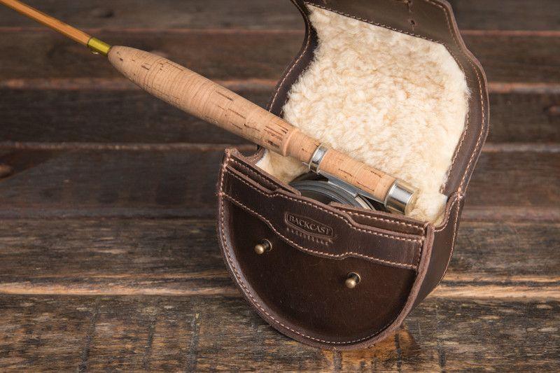 fly reel case Szukaj w Google | Fly fishing gear, Leather