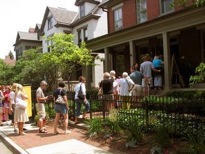 German Village Haus und Garten Tour Experience Columbus - haus und garten