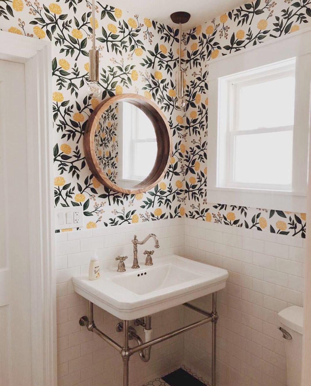 18++ Bathroom wallpaper lowes information