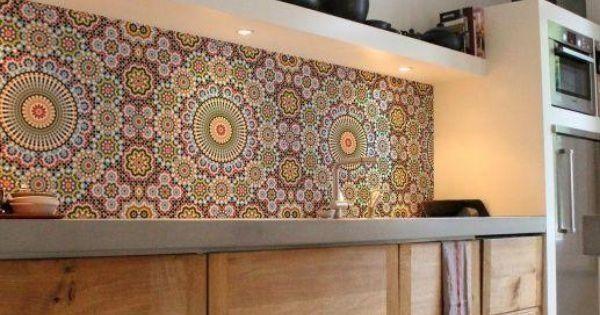 Decorative Tiles For Kitchen Brilliant Resultado De Imagen De Cerámica Hidráulica  Brico  Pinterest Inspiration Design