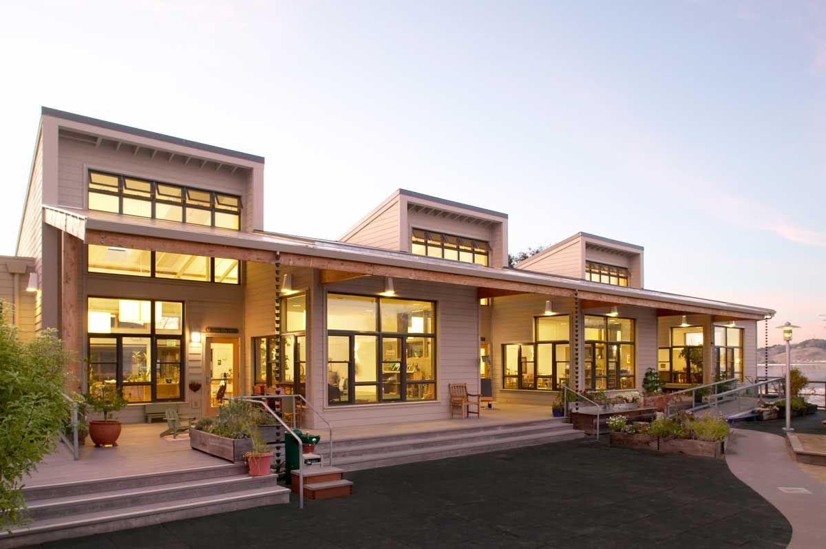 Marin Montessori School | PFAU LONG ARCHITECTURE | School design ...