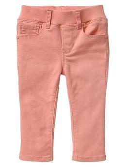a shade of pink i like!! Skinny leggings | Gap