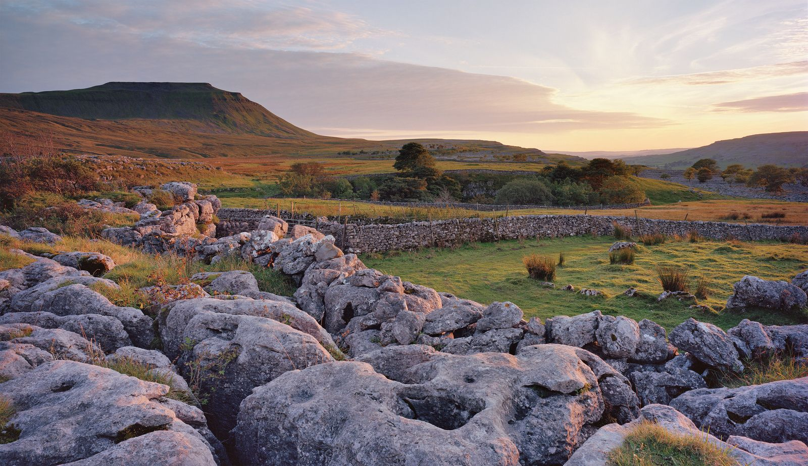 Ingleborough & Southerscales Nature Reserve | Landscape ...