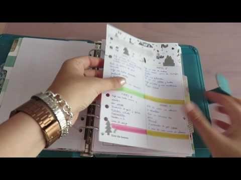 Bullet Journal en Filofax A5