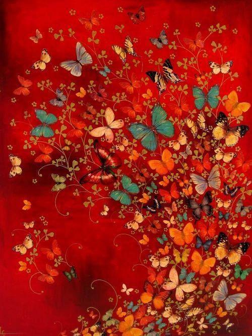 Butterflies #illustrations