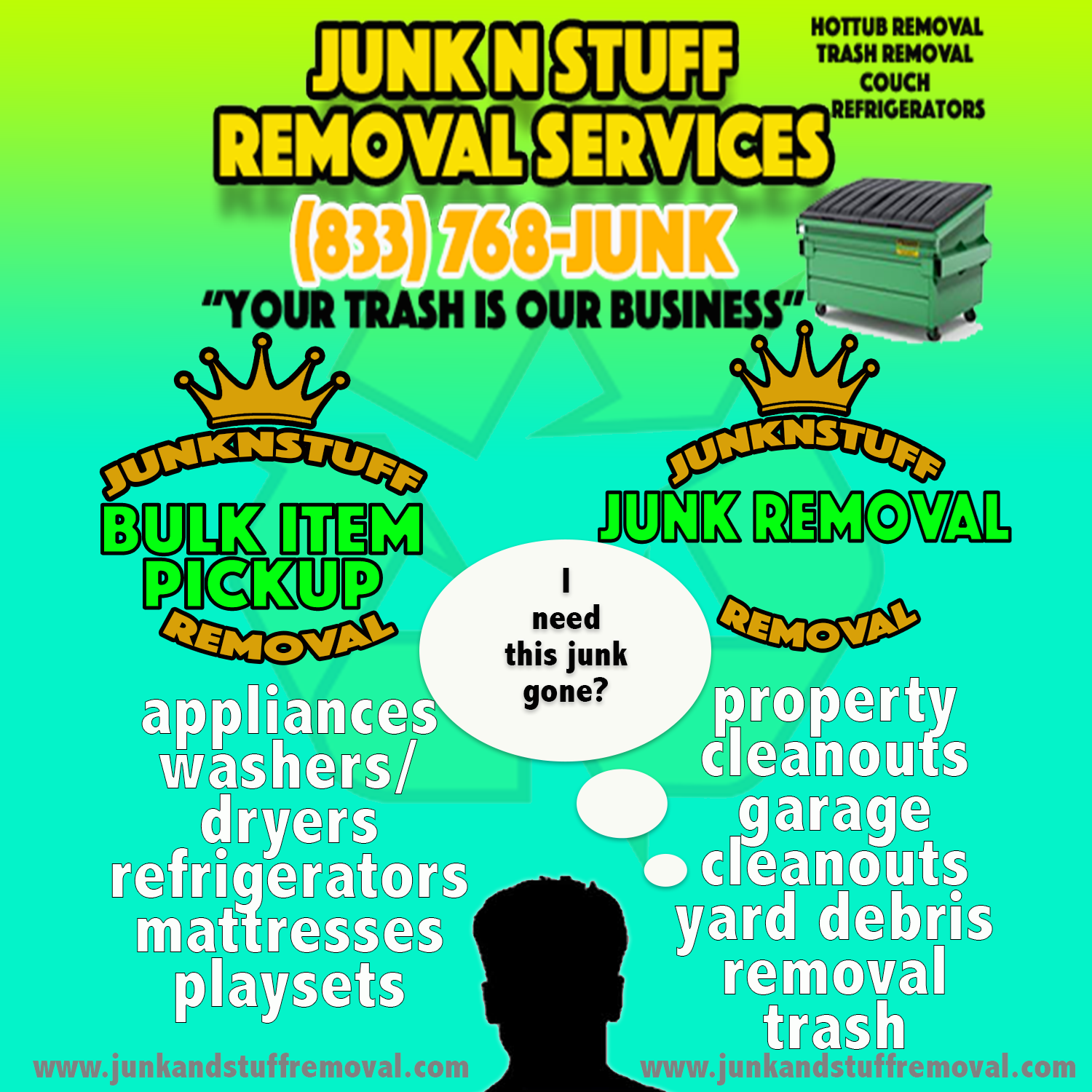 Disabled American Veterans Furniture Pick Up: Junk N Stuff Removal Junk Removal Services San Antonio