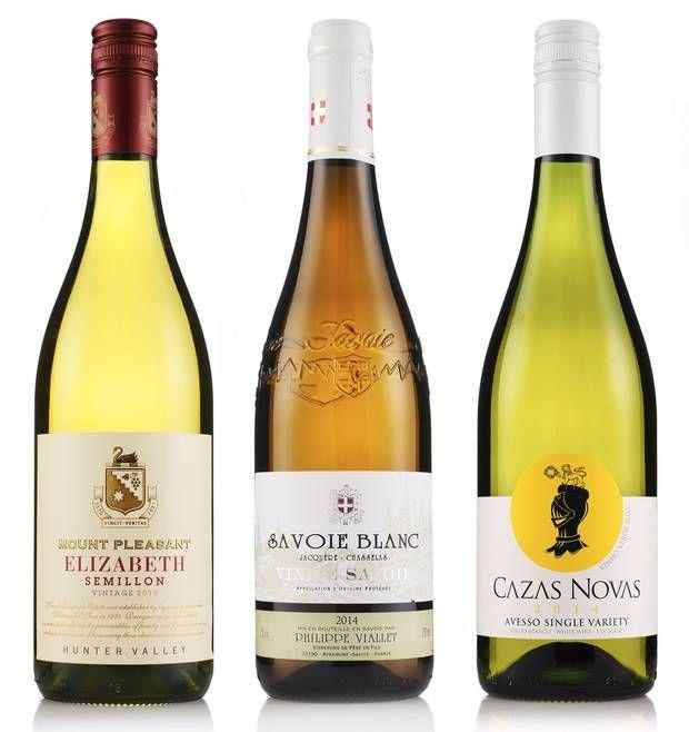 Wines of the week: Mount Pleasant Elizabeth Semillon 2013; Savoie Blanc 'Coeur Terroir' 2014; Cazas Novas Avesso Vinho Verde 2014 - Features - Food and Drink - The Independent