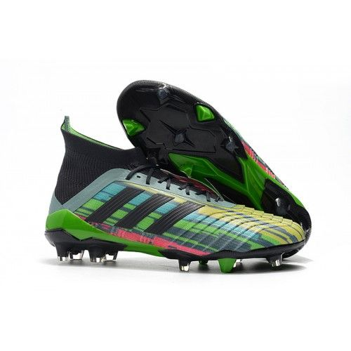 uk availability e8d20 f1aa1 Fotbalové Kopačky adidas Predator 18.1 FG Camo Prodaja