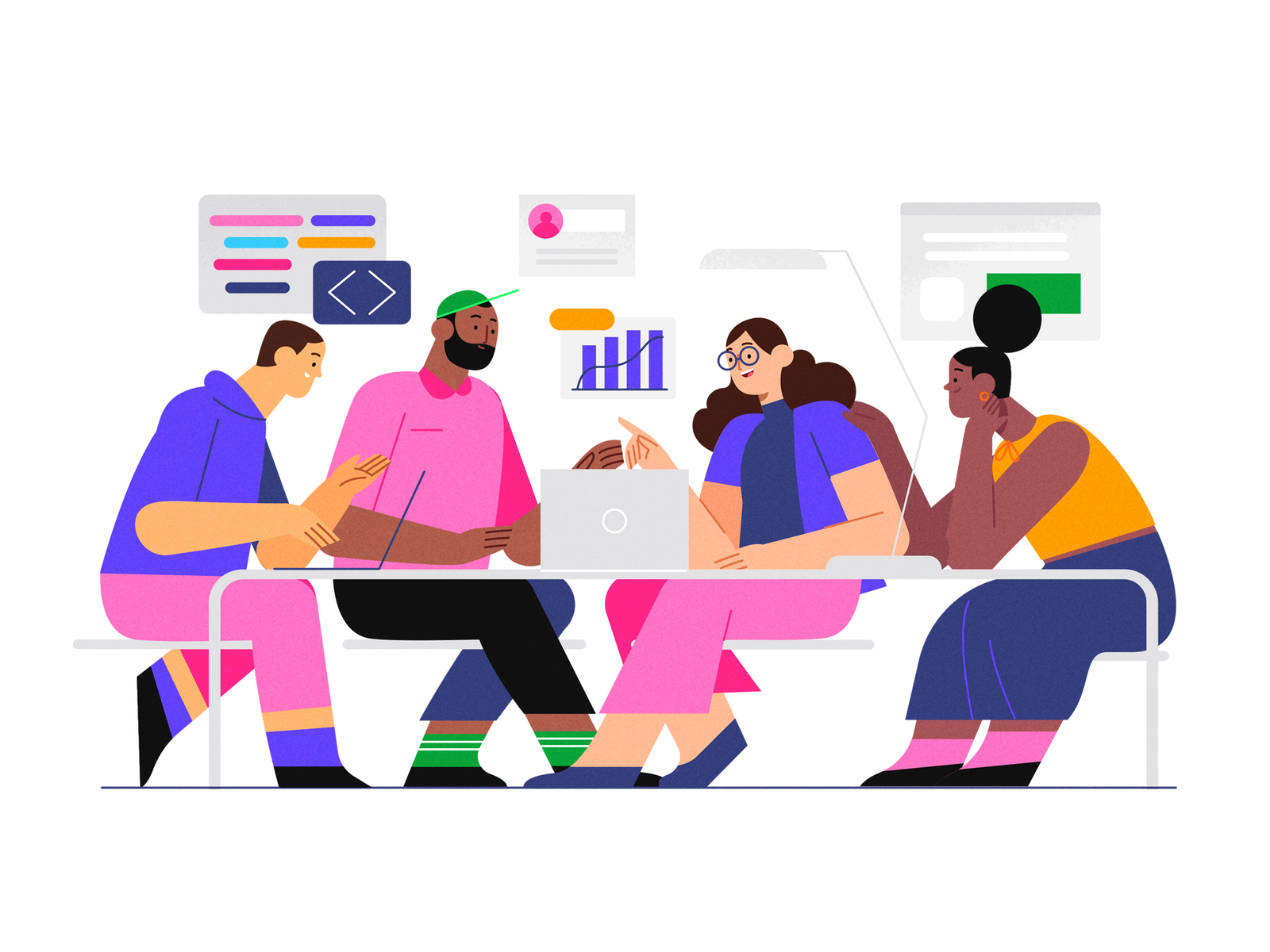 Image result for code product illustration