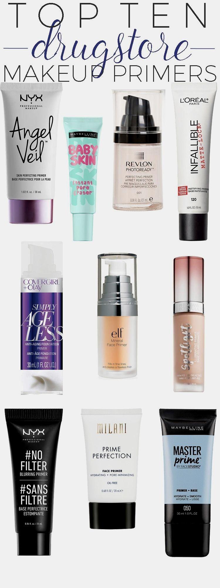 Pin by Argenteyatitova on Beauty Makeup primer
