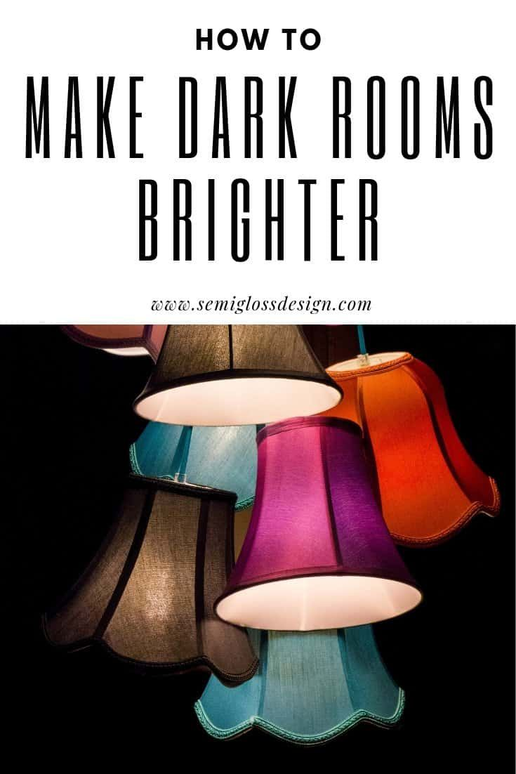 Best Make Dark Rooms Look Brighter By Choosing Colors With High 400 x 300