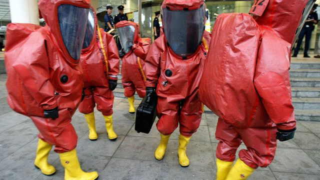 19 Real Life Protective Suits Worthy Of Iron Man Hazmat Suit