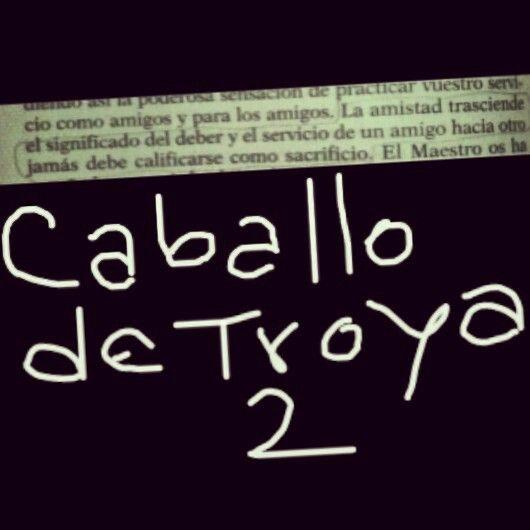 Caballo De Troya 2 Jj Benitez Jj Benitez El Maestro Autores