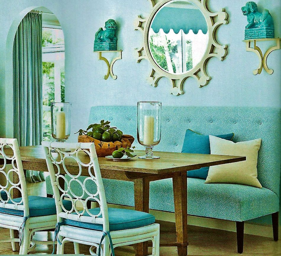 Chinoiserie chic spring chinoiserie not my fav colors for Decoracion hogar verde