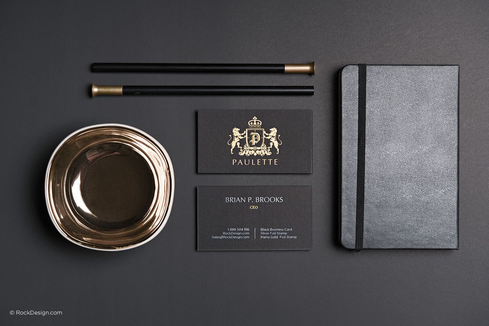 Elegant Classy Business Cards Image collections - Card Design And ...