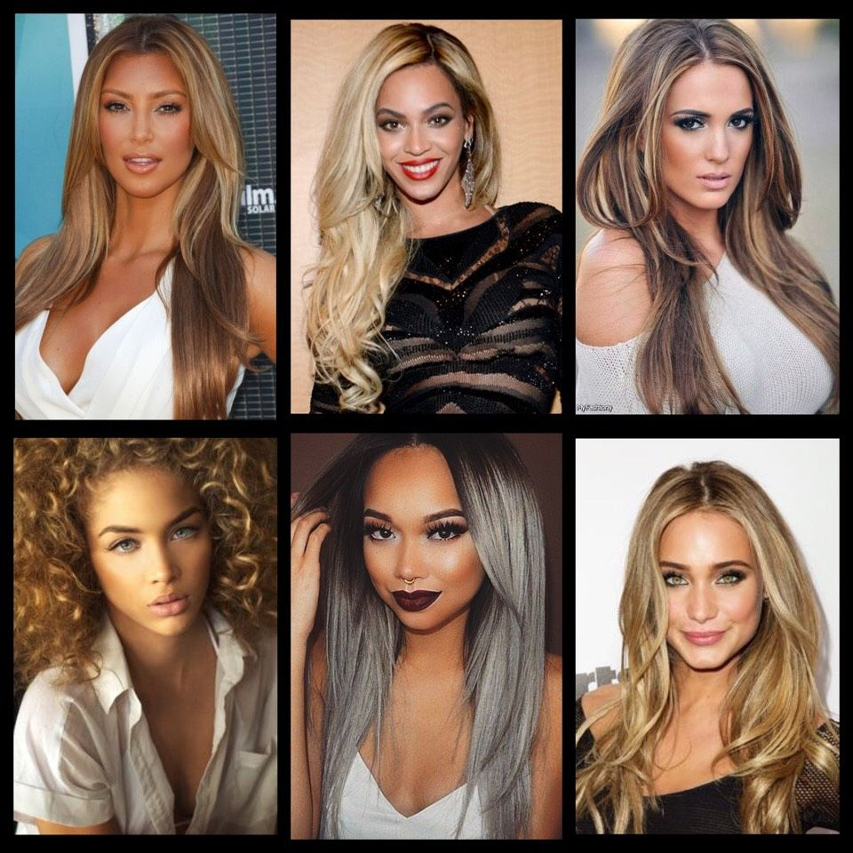 What Color Hair Looks Good On Dark Skin - Best Safe Hair Color Check ...