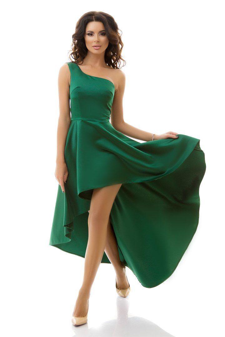 Фото платья изумрудного цвета (32 картинки) (с ...