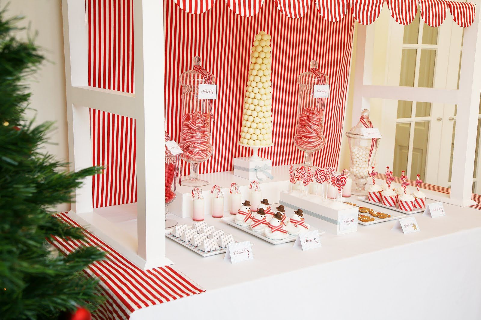 Candyland Dessert Table Ideas Candy Bar Pinterest Dessert