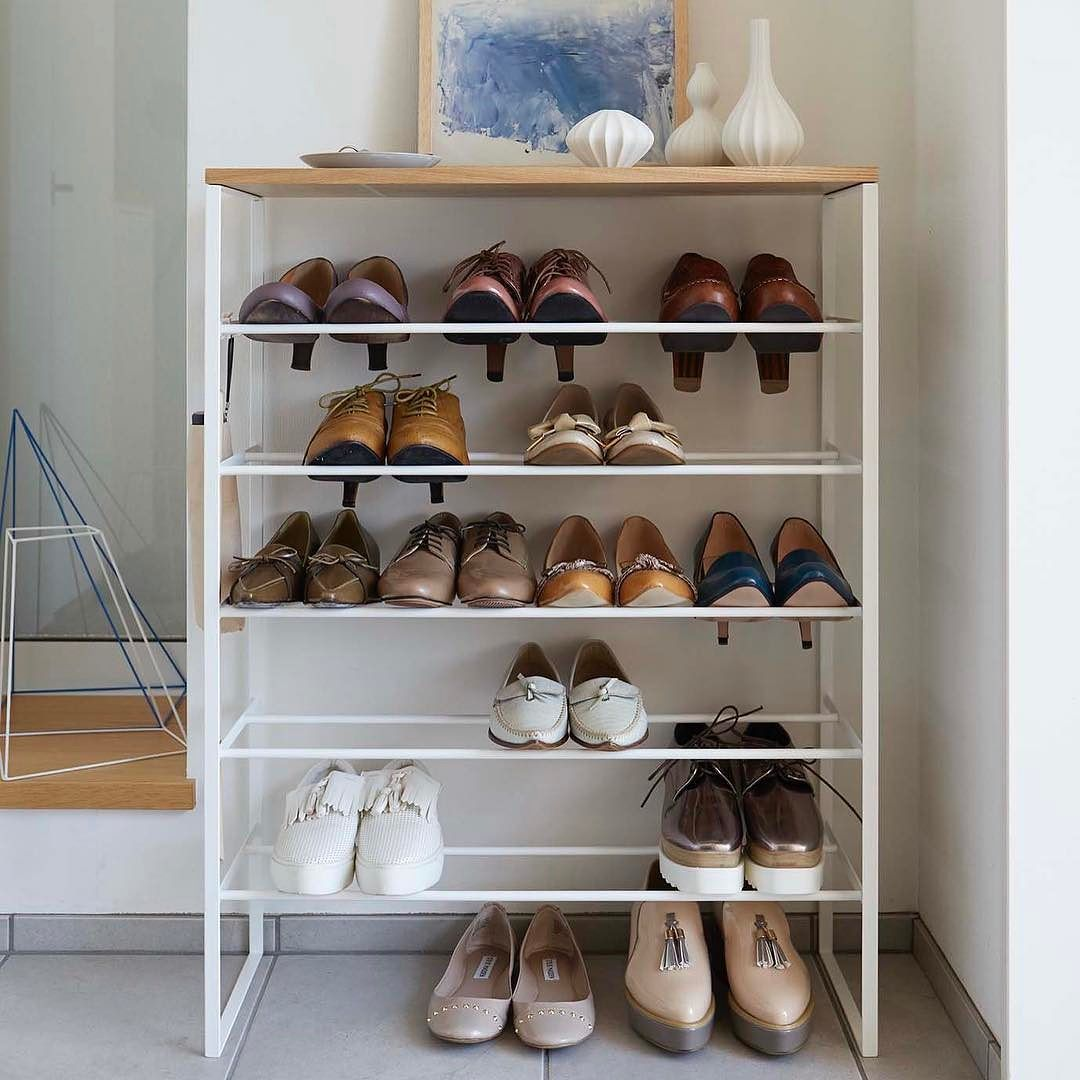 Six Layered Table Top Shoe Rack It Ll Be Available Next Month