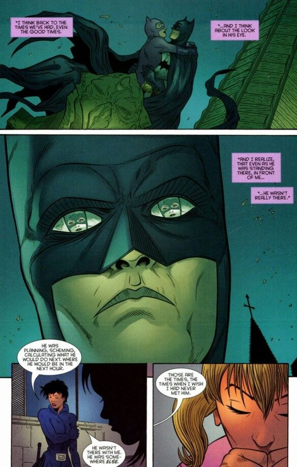 Gotham Sirens.