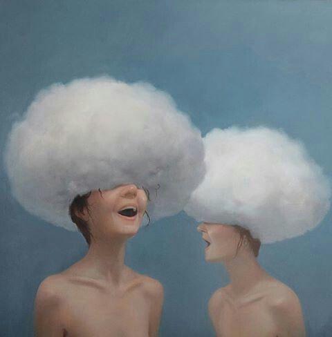 """""""Con la cabeza en laa nubes"""""""