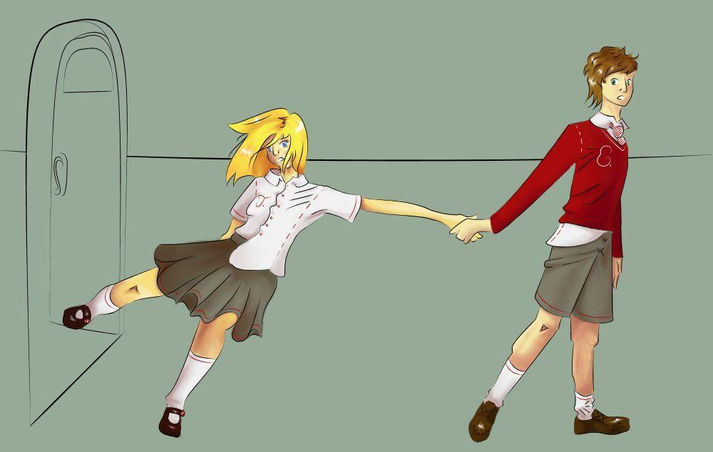 Eustace and Jill