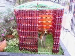 d11eaba21 Resultado de imagen para como hacer casas para perros con cajas de leche