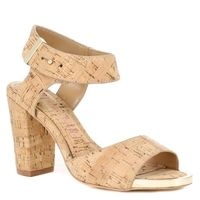 Renata Cork shoe... Think it looks incredibly comfortable..