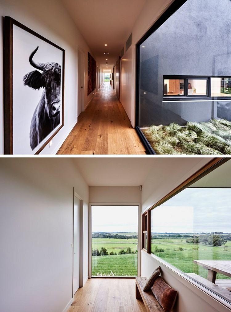 Aménagement intérieur maison : un ranch au style moderne et ...