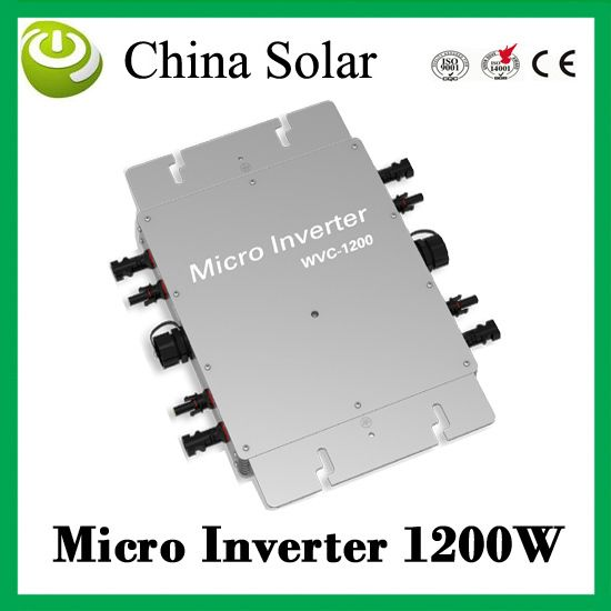 1 2 Kw Solar Grid Connected Inverer For Solar Panel System Solar Panel System Solar Panels Solar Inverter